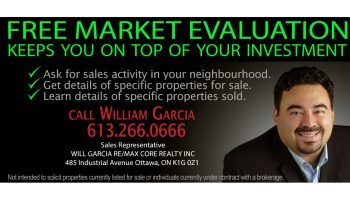 Call Will Garcia at 613-266-0666 for a FREE Market Evaluation to keep on top of your investment - Call The Print Guy in Ottawa 613-799-4367 for doorknockerdeals.com, door knockers, door hangers, door hanger delivery, door hanger distribution, design, printing, distribution, door to door, full, colour, brochures, flyers, postcards, business cards, advertising in Ottawa, books, booklets, directory, sign, stationary, pocket folder, presentation folder, advertising, marketing, creative, full service, web site, website, development, web, hosting, complete, web solutions, Mike Raganold, WICMS Technologies, Ottawa, Barrhaven, Kanata, Stittsville, Nepean, Orleans