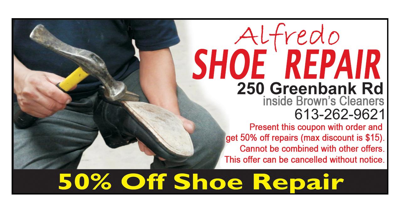Shoe Repair Bay And Wellington