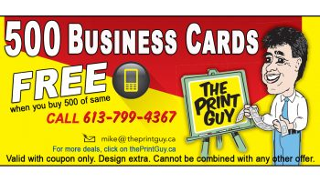 Call The Print Guy in Ottawa 613-799-4367 for door knockers, door hangers, design, printing, distribution, door to door, full, colour, brochures, flyers, postcards, business cards, advertising in Ottawa, books, booklets, directory, sign, stationary, pocket folder, presentation folder, advertising, marketing, creative, full service, web site, website, development, web, hosting, complete, web solutions, Mike Raganold, WICMS Technologies.